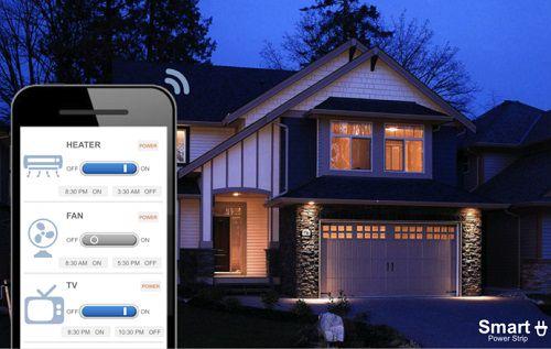 کنترل مصرف وسایل برقی از راه دور توسط پریزهای هوشمند