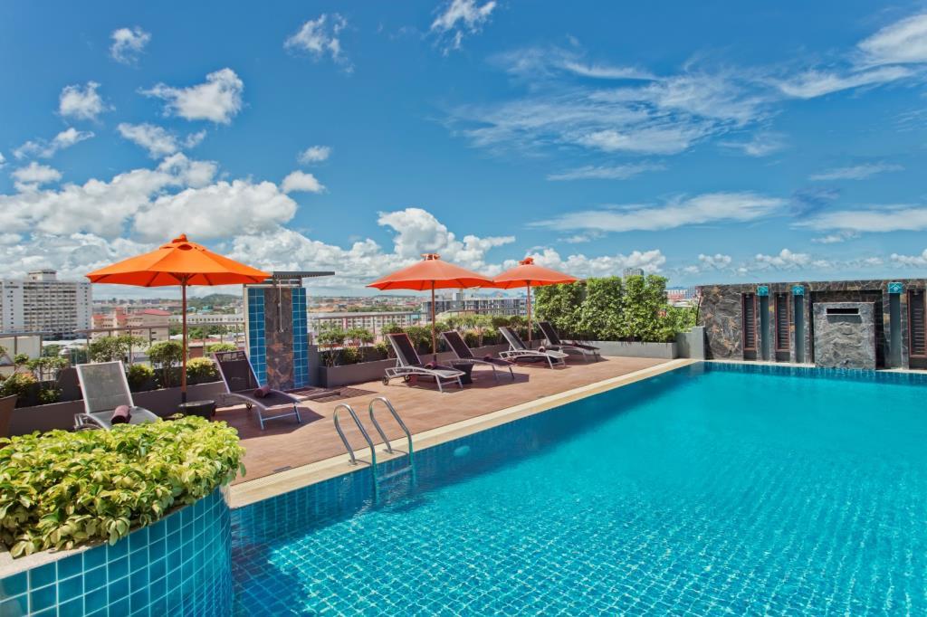 معرفی هتل آدلفی پاتایا (Adelphi Pattaya Hotel)