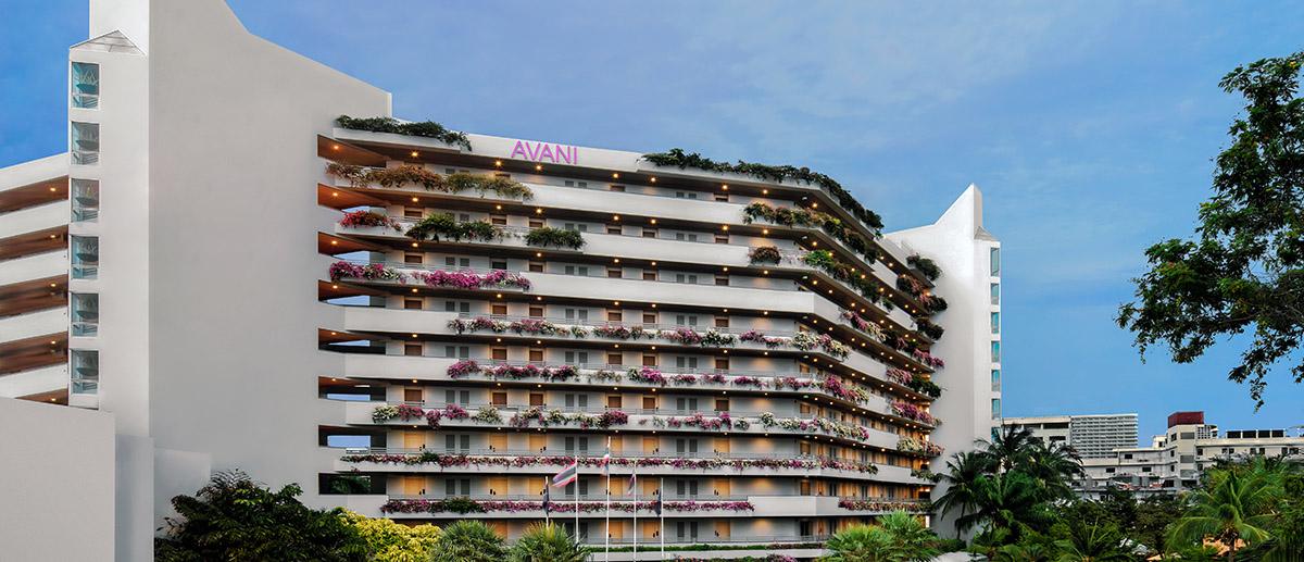 آشنایی با هتل آوانی پاتایا (AVANI Pattaya Resort & Spa)