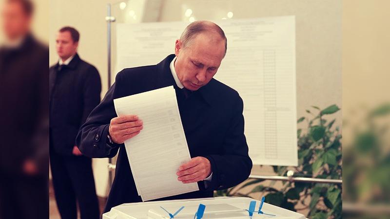 پوتین تا 2024 نیز رئیس جمهور روسیه خواهد بود