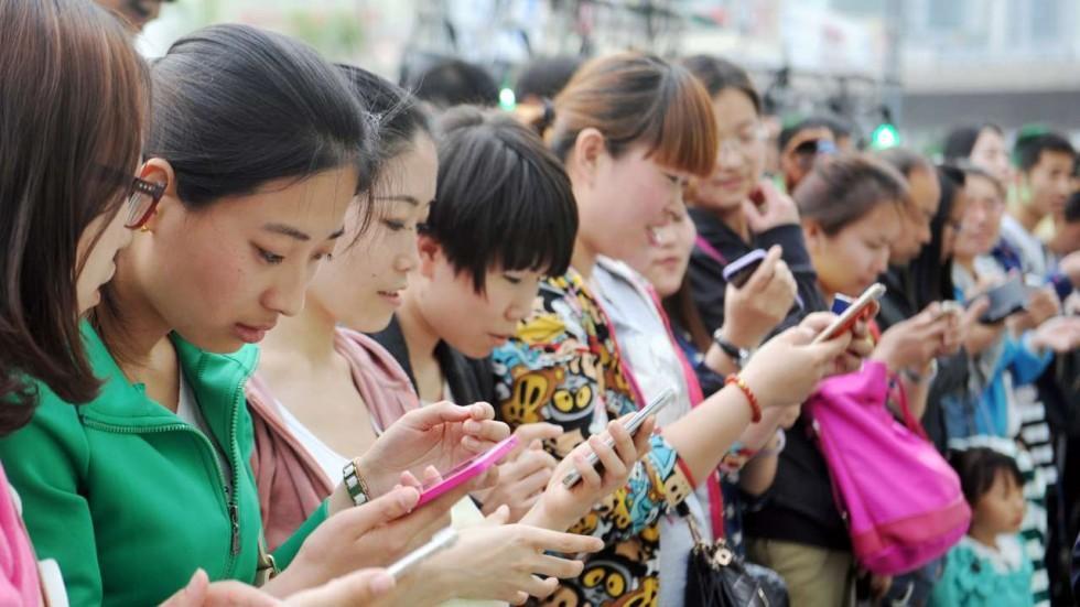 چین بالاترین میزان خرید اینترنتی در جهان