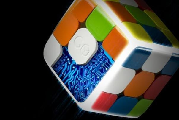 مکعب روبیک دیجیتال ساخته شد