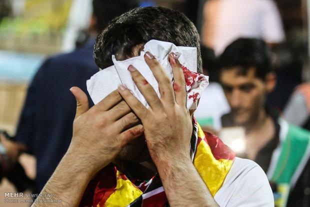 واکنش کمیته انضباطی به اتفاقات بازی پرسپولیس و استقلال خوزستان