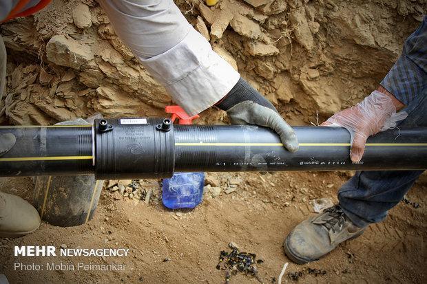 طرح گازرسانی به روستاهای بالادست سد کرج در دستور کار