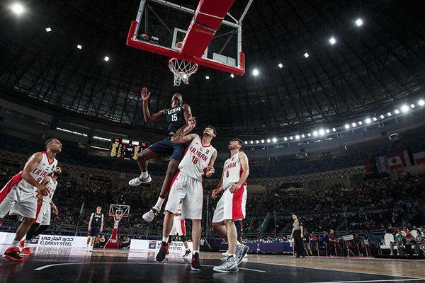 سقوط پنج پله ای بسکتبالیست های جوان ایران در آسیا
