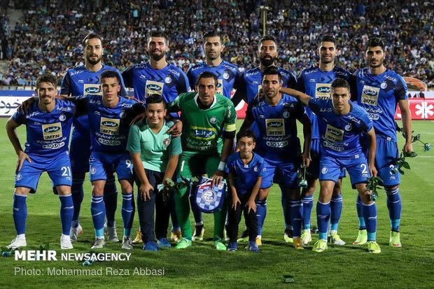 ترکیب تیم فوتبال استقلال اعلام شد، تبریزی در جمع 11 نفر اصلی