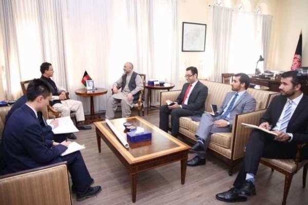 هیئت بلند پایه ای از چین به زودی به کابل سفر می کند