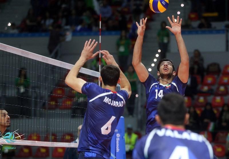 جام کنفدراسیون والیبال آسیا، 2 بازیکن ایرانی در میان بهترین ها