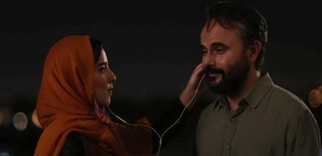 رونمایی از گریم متفاوت علی مصفا در یک فیلم