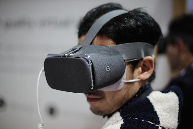واقعیت افزوده از واقعیت مجازی برای گوگل جذاب تر است