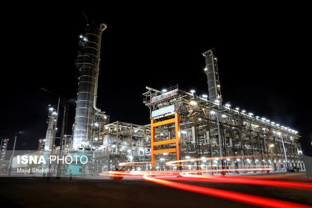 فاز چهارم پالایشگاه ستاره خلیج فارس ساخته می گردد