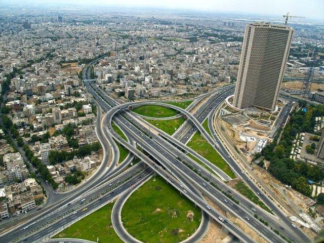 افزایش دمای هوا در پایتخت، هوای تهران در شرایط سالم
