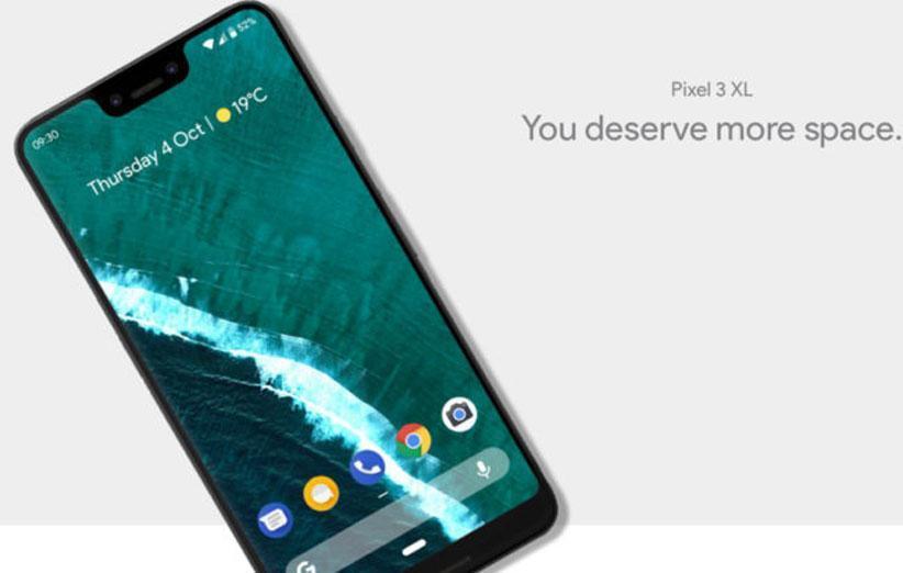 گوگل رسما تاریخ 17 مهر را برای معرفی پیکسل 3 بیان کرد