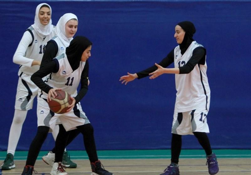 بسکتبال سه نفره قهرمانی زیر 18 سال آسیا، یک برد و یک باخت برای تیم دختران ایران
