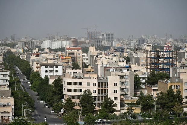 کیفیت هوای مشهد در شرایط سالم نهاده شد