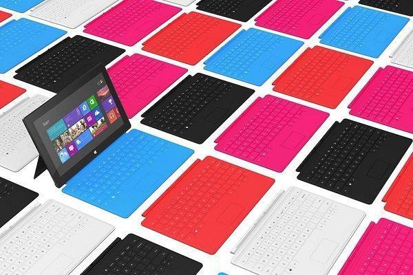 مدل جدید لپ تاپ سرفیس در راه است