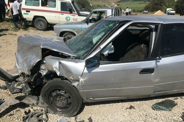 سانحه جاده ای در محور ساوه-تهران یک تن را به کام مرگ فرستاد