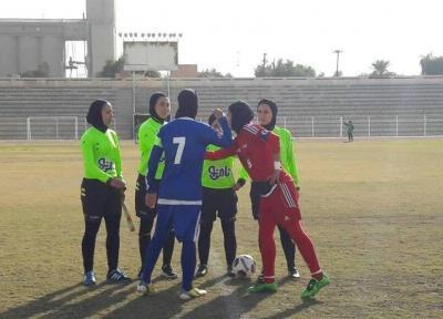 شروع لیگ برتر فوتبال بانوان از 27 آبان ماه