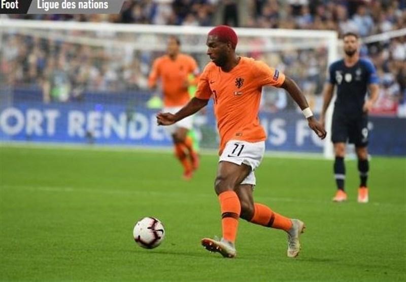 لیگ ملت های اروپا، فرانسه به سختی از سد لاله های نارنجی گذشت