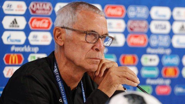 کوپر: برابر تیم خوب ایران نمایش راضی کننده ای داشتیم