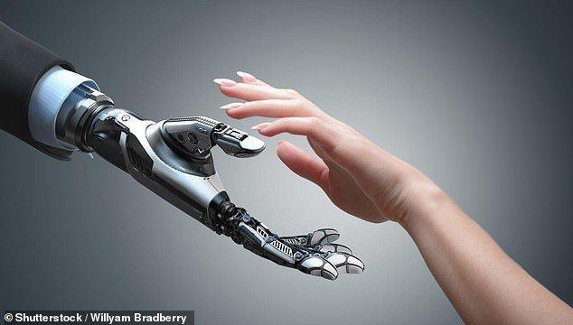 ابداع پوست رباتیک با حساسیت بیشتر نسبت به پوست انسان