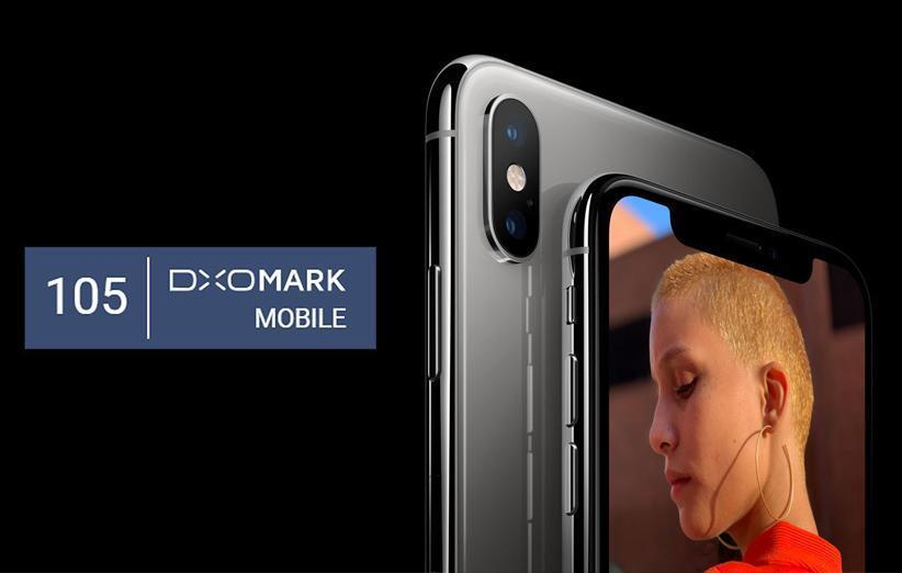 آیفون XS مکس دومین دوربین دنیا از نظر DxOMark شناخته شد