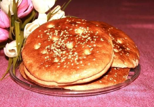 طرز تهیه نان فطیر اراک