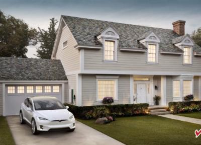 ایلان ماسک وعده داد: تا سال 2019 تمام سفارشات سقف های خورشیدی تحویل داده می شوند