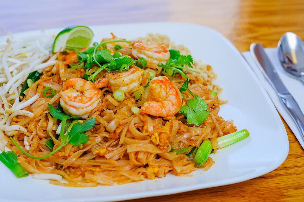 آشنایی با طرز تهیه پد تایلندی