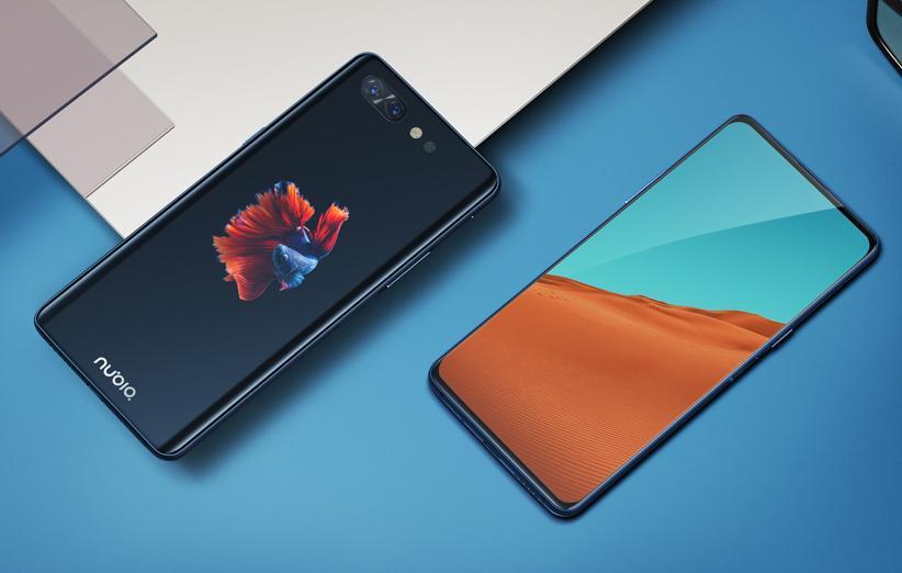 گوشی ZTE Nubia X با دو نمایشگر و دو حسگر اثر انگشت معرفی گردید