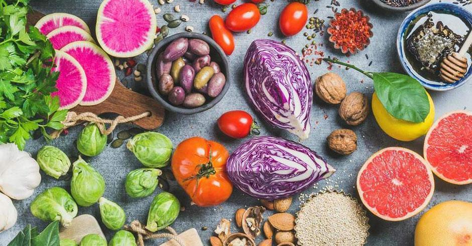 تقویت مغز به کمک مواد غذایی