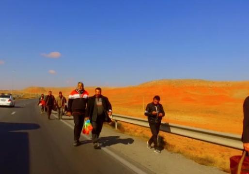170 هزار عاشق، در مسیر پیاده روی زیارت امام رضا (ع)