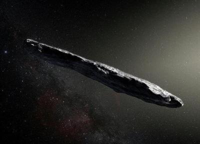 شی ء اسرار آمیز فضایی که دانشمندان را حیرت زده نموده است