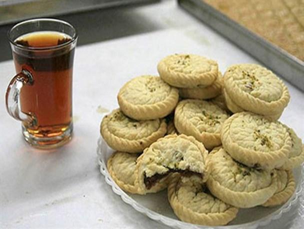 طرز تهیه شیرینی کلمپه کرمانی
