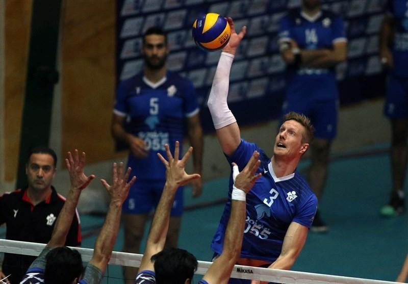 فان دیک: هواداران ایرانی، دیوانه والیبال هستند