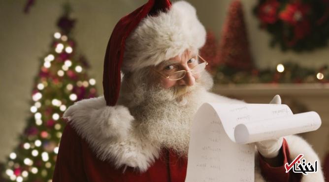 کاربران فیسبوک هدایای خود را به بابانوئل سفارش می دهند