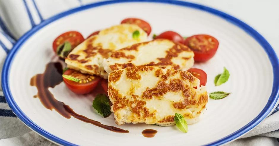 طرز تهیه پنیر هالومی یا پنیر کبابی