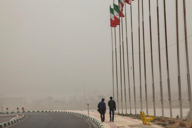 برنامه دانشگاه خواجه نصیرالدین طوسی برای تهیه سیاهه انتشار آلودگی هوای اهواز