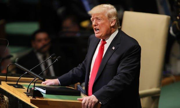 تحلیل مشاور روحانی از سخنرانی ترامپ در مجمع عمومی سازمان ملل