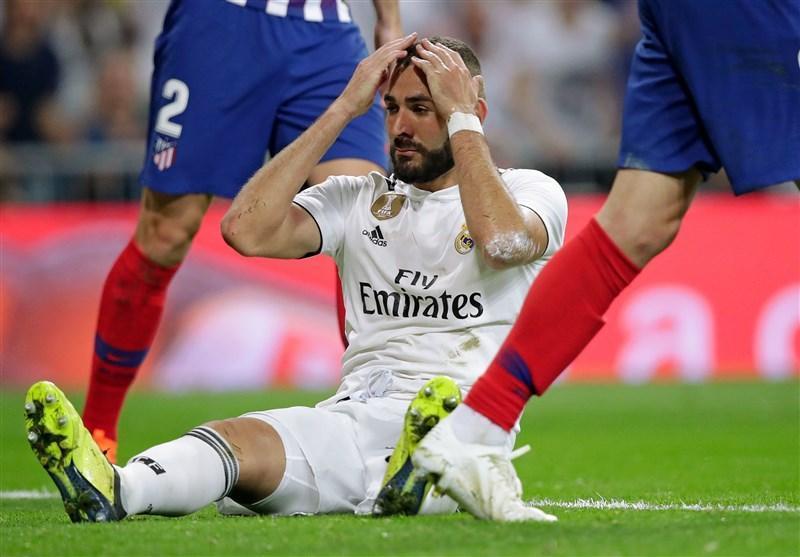 فوتبال دنیا، آمار ناامید کننده کریم بنزما در رئال مادرید پس از شروعی امیدوار کننده