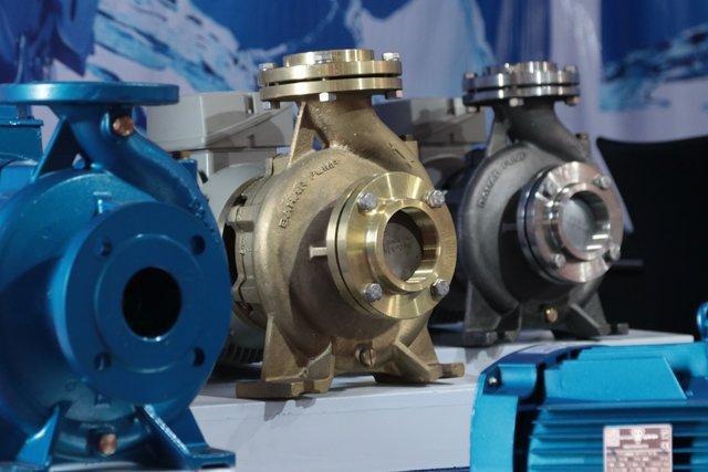 نمایش توانمندی های فنی صنعت آب در توسعه صادرات دانش فنی موثر است