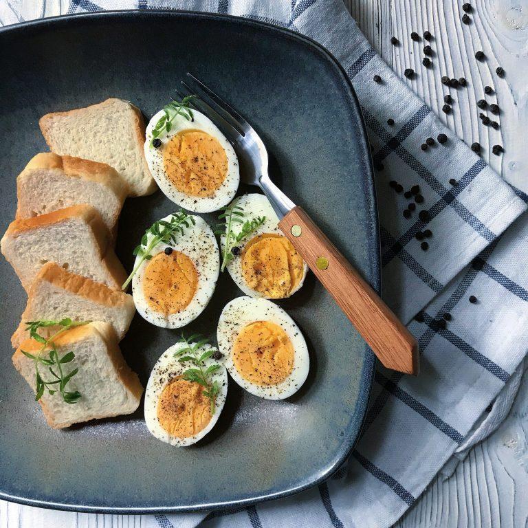 فوت و فن تهیه تخم مرغ آب پز حرفه ای