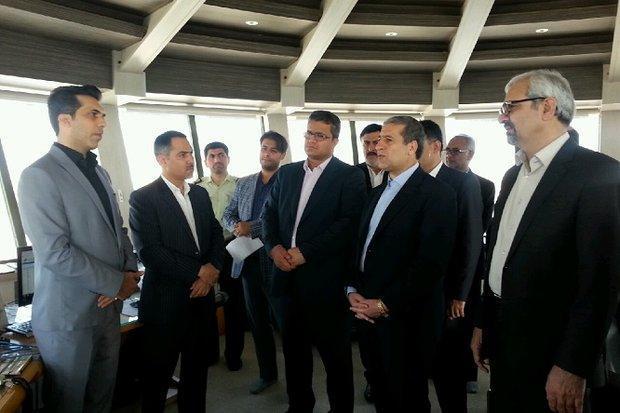 زیرساخت های فرودگاه های استان بوشهر تقویت شد، ساخت فرودگاه جدید
