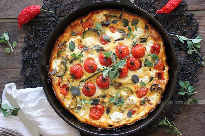 املت ایتالیایی مخصوص؛ طرز تهیه املت ایتالیایی پنیری بدون فر یا با فر