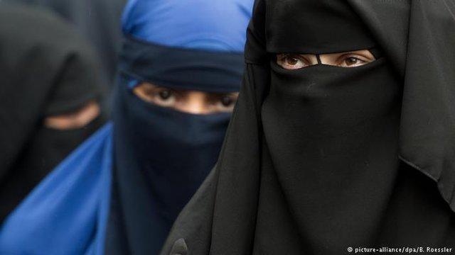 سازمان ملل ممنوعیت برقع را مغایر با حقوق بشر دانست