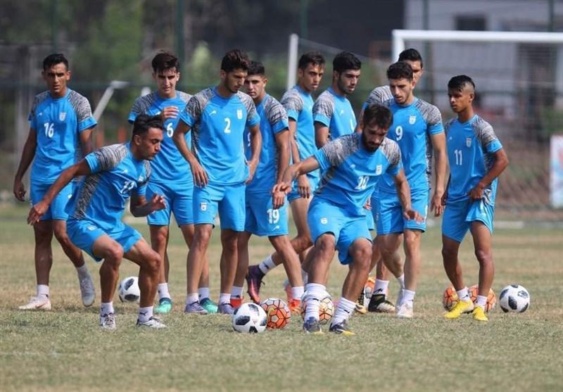 دعوت از 30 بازیکن به اردوی تیم فوتبال امید، شروع تمرینات در مجموعه الیاف به جای کمپ تیم ملی!