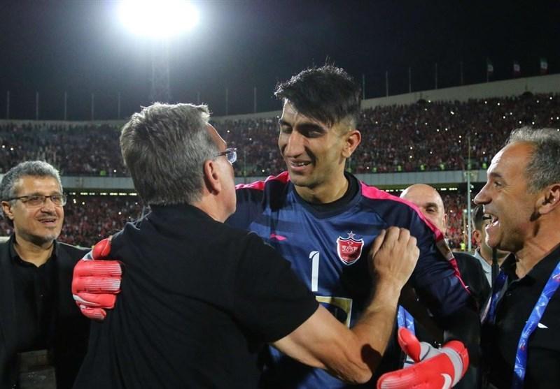 بیرانوند در گفت و گو با سایت AFC: می خواهم قهرمان لیگ قهرمانان آسیا شوم، فعلاً نمی خواهم به بازی در اروپا فکر کنم