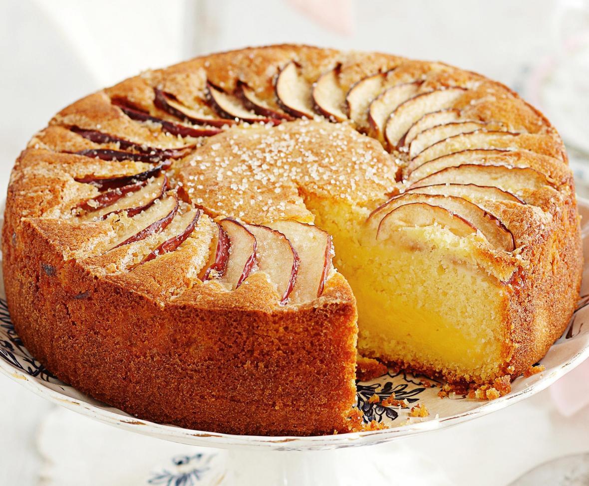 طرز تهیه خوشمزه ترین کیک سیب دنیا