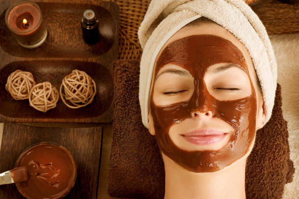 چند روش تهیه ماسک صورت شکلات
