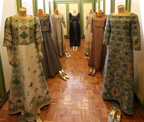 شروع پروژه سامان دهی پوشاک کاخ اختصاصی نیاوران